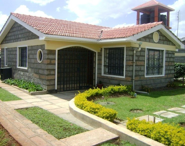 7 best bungalows in kenya images on pinterest kenya for Cost of building a 3 bedroom house in kenya