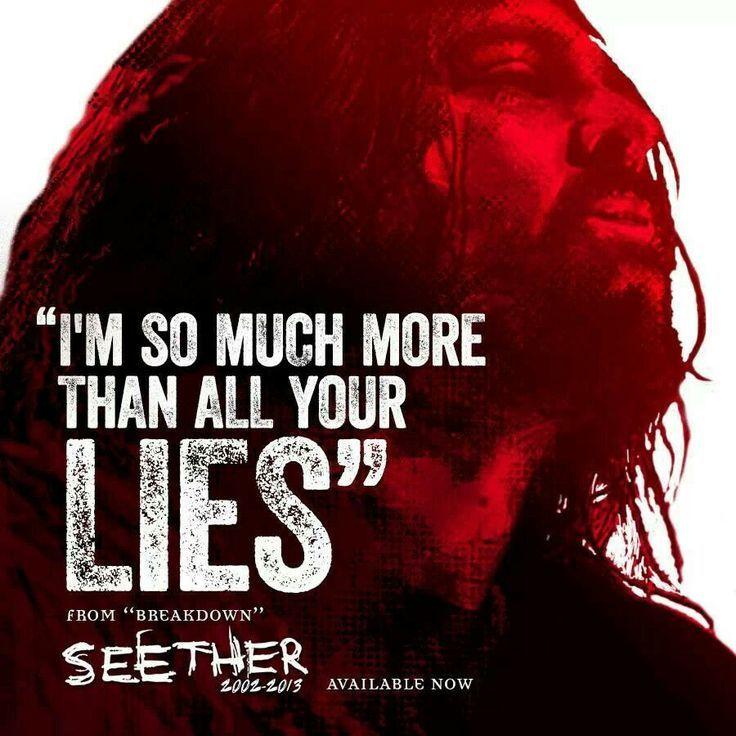 Lyric remedy seether lyrics : 9 best Seether images on Pinterest | Lyrics, Music lyrics and ...