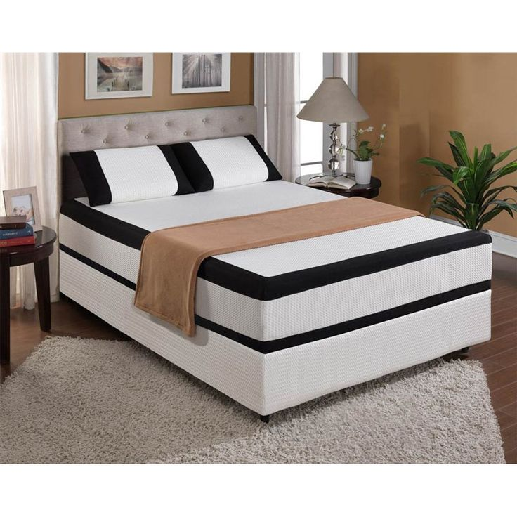 memory foam mattress esg12tm