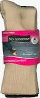 No Nonsense Socks - Cotton Tender Size 4-10 2-Count (3-Pack) No Nonsense. $20.99
