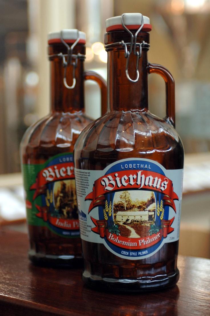 Best pale ale... Lobethal Bier Haus.