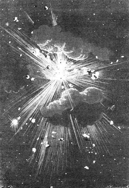 Autour de la lune (1868-69) Émile-Antoine Bayard et Alphonse de Neuville