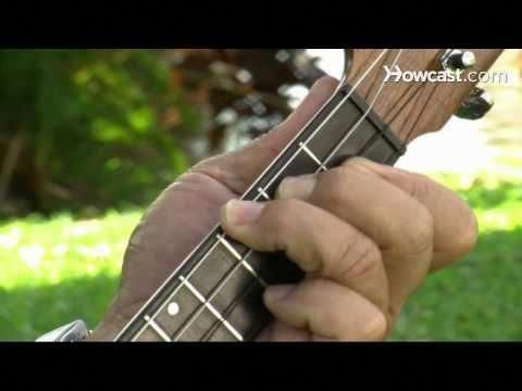 How to Play a B Flat Chord | Ukulele Lessons - YouTube # ...