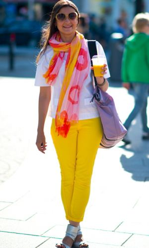 Street Style Competition photo by NEWWOMAN.ie