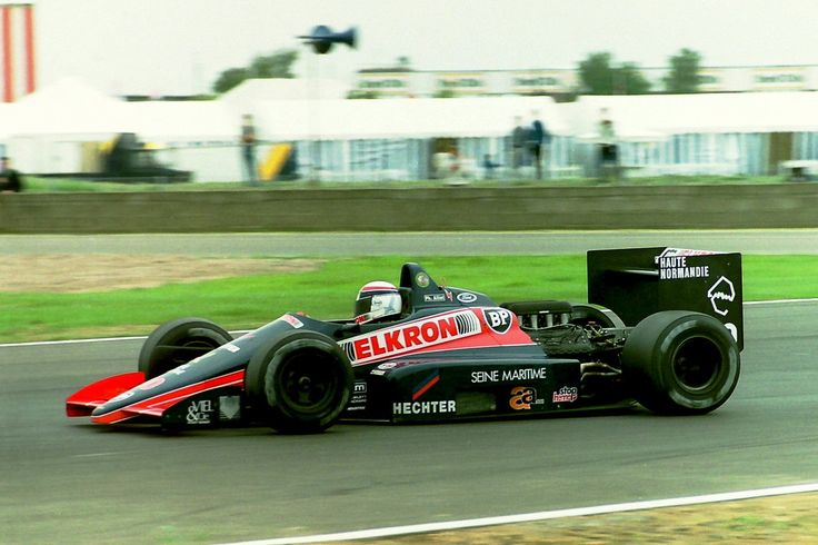 Lola LC87 - Ford