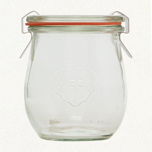 weck jam jar