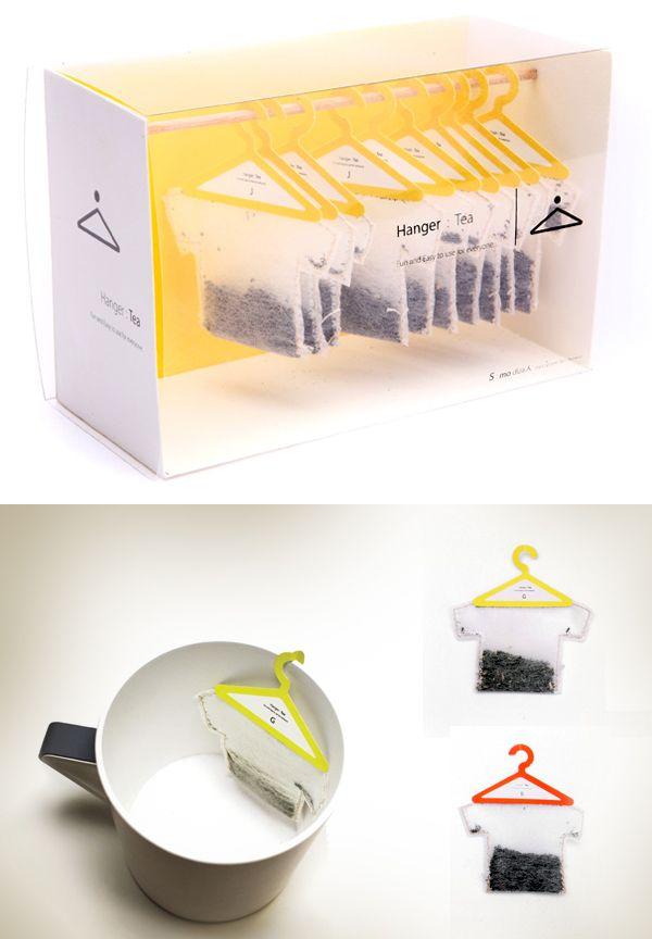 Hanger Tea (tea bag) 1