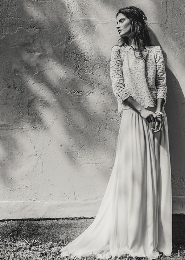 Olympe Mariage - Collection Laure de Sagazan <3