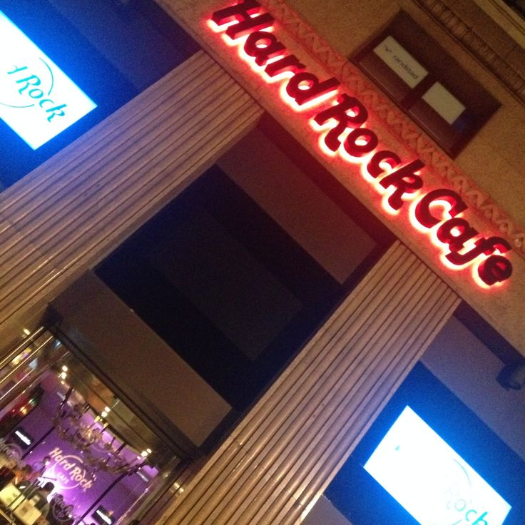Hard Rock Cafe Barcelona Spain