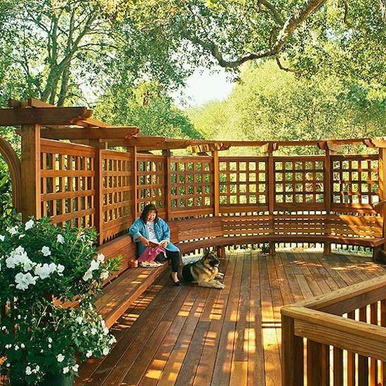 18 attractive privacy screens for your outdoor areas - Outdoor Privacy Screens