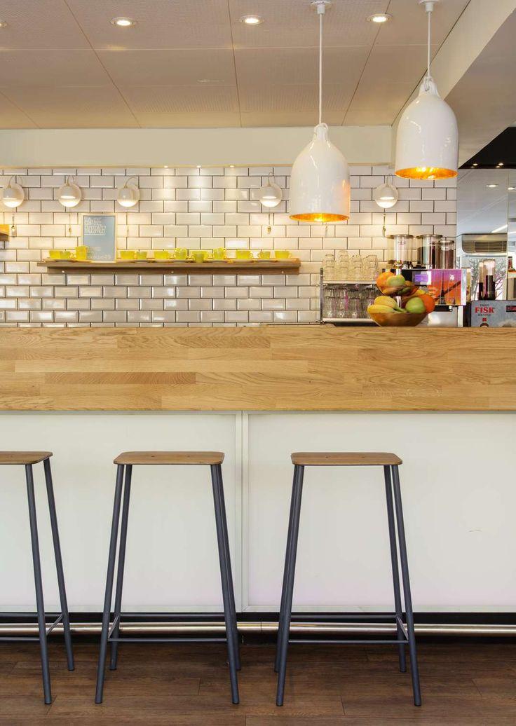 Photo Credit: Nikolas Koenig Size: 5 floors, ground level pop-up space, 662 Beds  Generator urban design hostels Generator Copenhagen combines the practic...