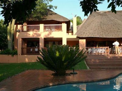 Beautiful South Africa: Monchique Guest House - Muldersdrift Gauteng