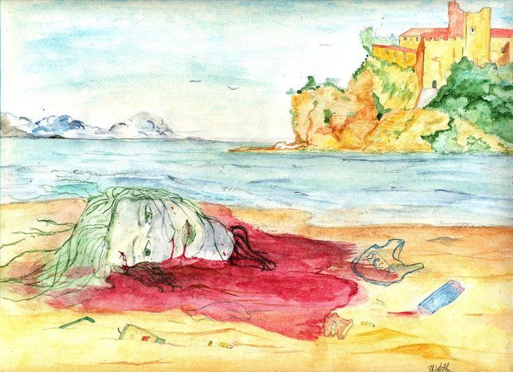 """""""Impiegato per hobby"""" di Enrico Martelloni - Al mare tra poco..."""