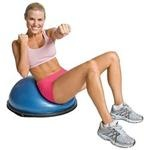 BOSU Ball Exercises - Best Balance Trainer Workout Information Videos : AskTheTrainer.com