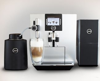 the jura j9 is one of the latest in a line of home espresso machines that - Jura Espresso