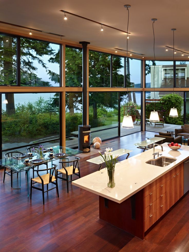 FINNE Architects - Project - Port Ludlow Residence - Image-2