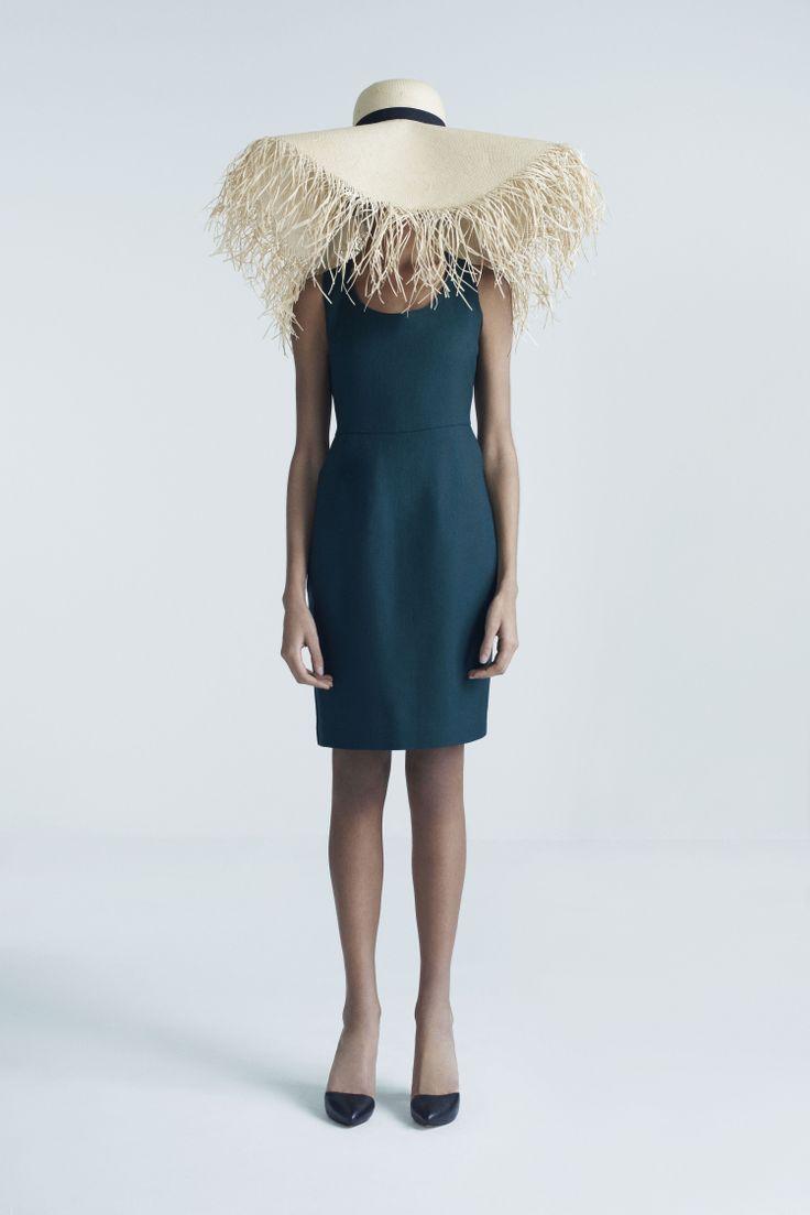 Summer Sun Hat and Grow Dress | Samuji Pre-Fall 2014 Collection