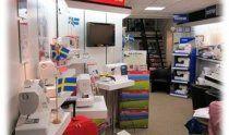 Bekkers Naaimachines - is een kleine winkel gelegen aan de Voorstraat waar nog meer kleine leuke winkels te vinden zijn van de Gemeente Dordrecht
