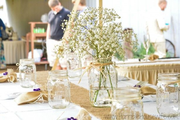 Country Chic Wedding | http://horriblehousewife.com/2014/02/country-chic-wedding/