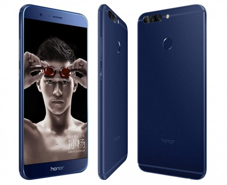 Huawei Honor V9 (Honor 8 Pro) appears in Bluetooth SIG docs