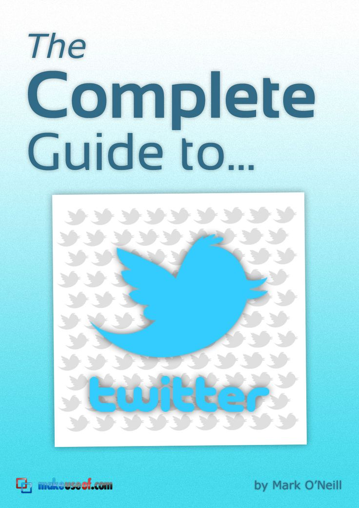 The Complete Twitter Guide.