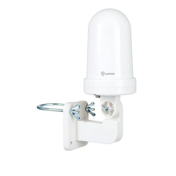 Antop Antenna Inc AT-416B UFO Smartpass Amplified Indoor-Outdoor HDTV Antenna