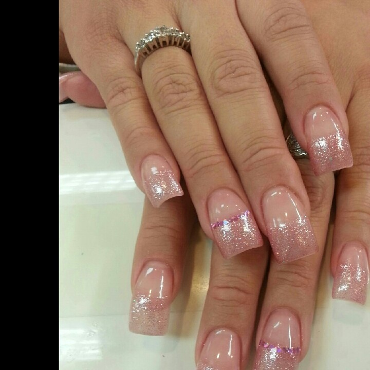 The 151 best Uñas images on Pinterest | Acrylic nails, Acrylics and ...