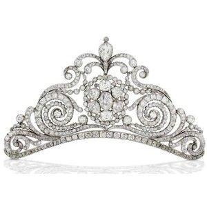 Bonhams 1793: Um início do século 19 diamante tiara,