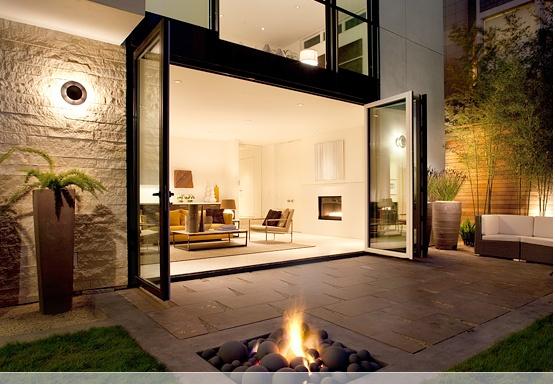 aluminium doors seamless indoor outdoor living