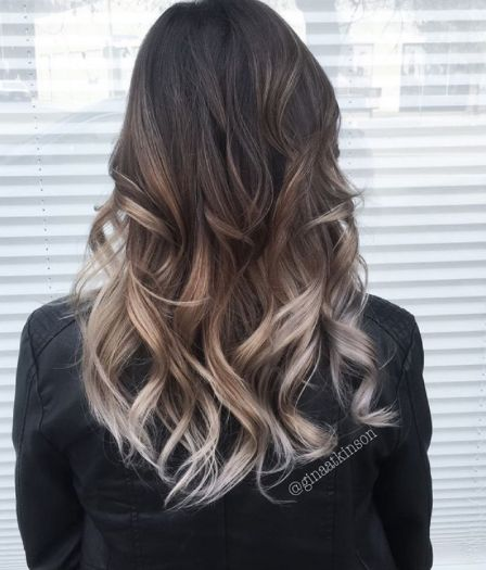 Dark Blonde 44 Free Hair Color Pictures: 25+ Best Ideas About Ash Balayage On Pinterest