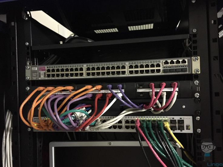 The Dgs 1510 52x Was Rack Mounted With The Supplied Mounting Brackets Gigabit Router Wifi Router Router Reviews Touch Screen Interface Wireless Networking