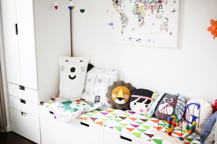 Friedrichs Neues Kinderzimmer