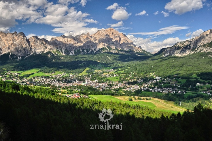 Cortina d'Ampezzo, Dolomites, Italy