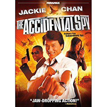 The Accidental Spy 2001 Hindi Dubbed 720p Full HD