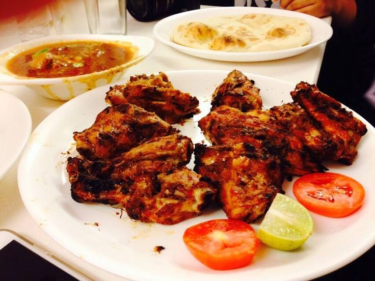 One more plate for us, please! #TheParkRamadanWalk #Chennai