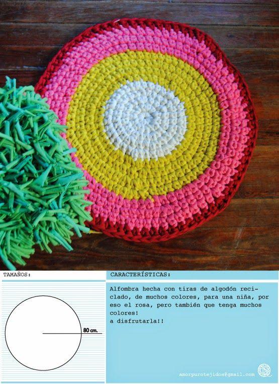 Alfombras una colecci n de ideas que probar sobre for Tejidos decoracion hogar