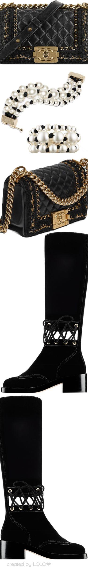 Chanel F/W 2016 Accessories | LOLO❤︎