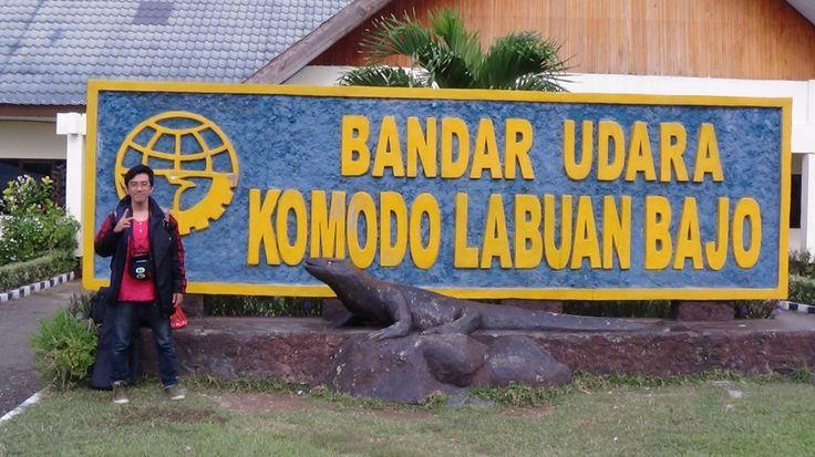 Labuan Bajo Airport - Indonesia
