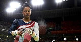 Atletas celebram medalhas nos Jogos Olímpicos Rio 2016
