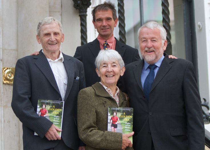 https://flic.kr/s/aHskHzixe9 | Gygax Book Launch | With Dublin's Lord Mayor Brendan Carr at the Mansion House.