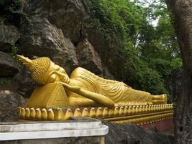 Proshots - Reclining Buddha, Luang Prabang, Laos - Professional Photos