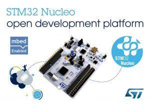 Lets code with STM32 Nucleo Open Development Platform