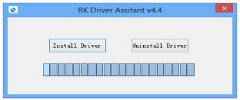 Download and install Download RockChip Driver Assistant all versions from older and newest to be installed on Windows OS.