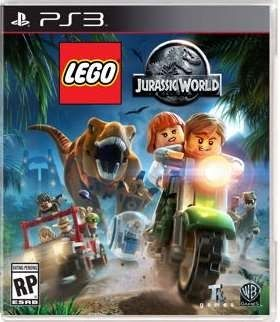 Lego Jurassic World: PS3 [Elektronisk resurs] .... #tvspel