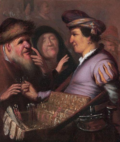 Юношеские картины Рембрандта в Оксфорде