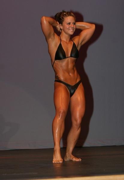 muscle girl p o r no