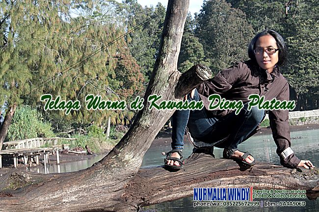 Nurmalia Windy - Fotografer Purwokerto | Windygraphy | Fotografer Wedding | Fotografer Prewedding: Telaga Warna di Kawasan Dieng Plateau - Nurmalia W...