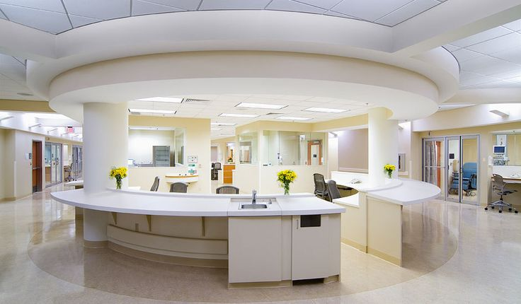 ICU nurse station   marymount hospital intensive care unit location garfield heights ohio ...