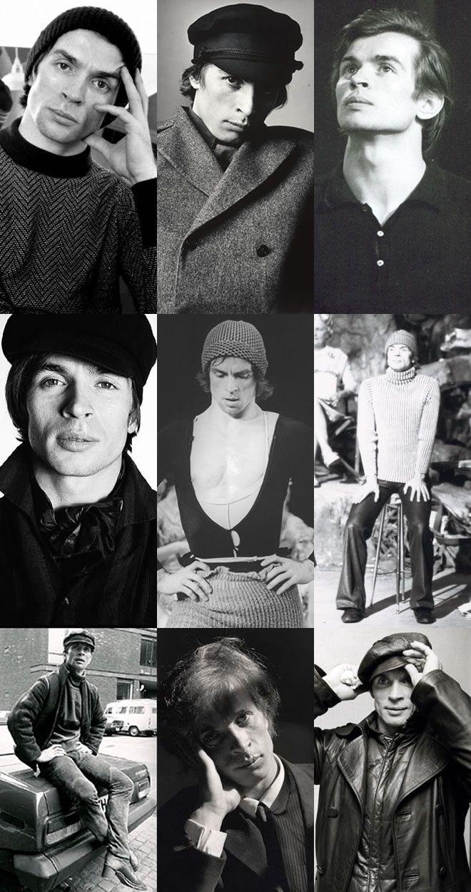 Rudolf Nureyev - Bing Images