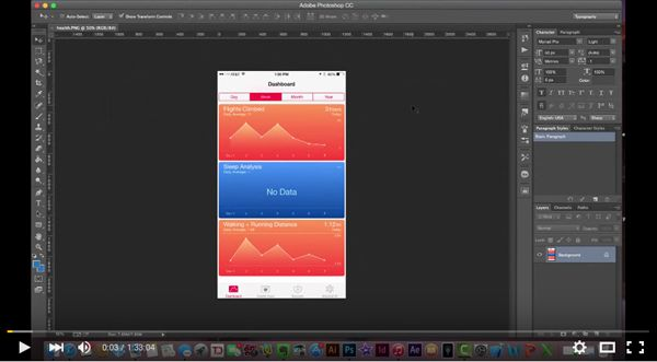 10  #Best #Tutorials for #Mobile #Design